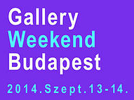 Gallery Weekend Budapest 2014